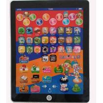 Tablet Infantil Educativo Multifunções Do Patati Patatá