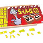 Alfabeto Silábico Com 359 Peças ( Em Madeira )