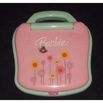 Jogo Eletrônico Da Barbie - Estilo Pense Bem - Funciona