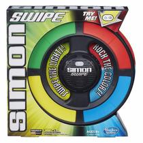 Jogo Simon Swipe - Hasbro A8766 - Novo Modelo Pronta Entrega