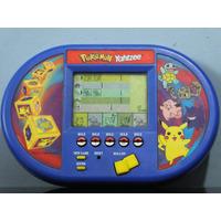 Mini Game Jogo Yahtzee Pokemon Hasbro Nintendo Raro
