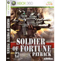 Patchs X360 Lt 3.0 - Soldier Of Fortune Payback Frete Gratis