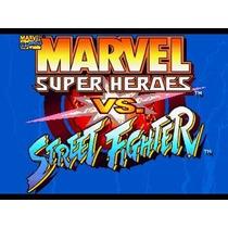 Marvel Vs Street Fighter Placa B Capcom Cps2 Jamma Fliperama