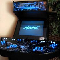 Emulador Fliperama Multijogos Mame - Dvd