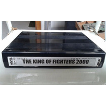 Cartucho Mvs The King Of Fighters 2000 - Neo Geo / Arcade