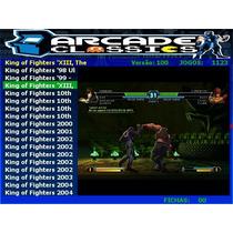Kit Multijogos Arcade 3d Com 11 Menus De Sistemas ( Novo )