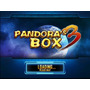 Placa Multijogos Fliperama, Arcade Pandora Box 3 -520 Jogos