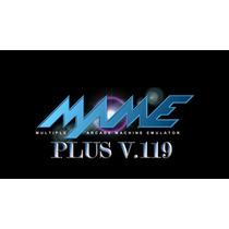 Emulador Arcade Mame Plus V1.119 Com 45gb Jogos