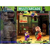 Sistema Multi Jogos Para Fliperama Arcade 300 Jogos