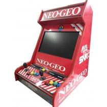 Emulador Neogeo Rage X 188 Games Multijogos Arcade Fliperama