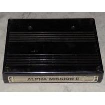 Cartucho Arcade Alpha Mission 2 Neogeo Neo Geo