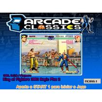 Kit Multijogos Hyperspin C/ 2000 Jogos Arcade Até 32 Bits