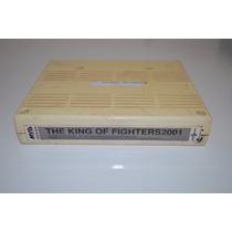 The King Of Fighters 2001 - Cartucho Neo Geo Mvs Fliperama