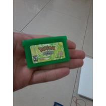 Pokemon Leafgreen + Case