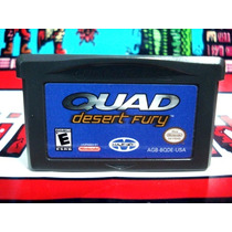 Quad Desert Fury Original - Gba - Game Boy Advance.