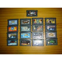 Nintendo Ds Gameboy Advance /sp Só Jogo Original Os Melhores