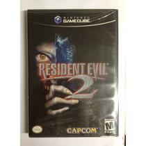 Game Cube Resident Evil 2 Novo Lacrado .