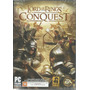 Game - Pc Dvd Jogo The Lord Of The Rings Conquest - G0003