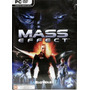 Game - Pc Dvd Jogo Mass Effect - G0060