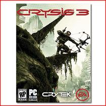 Crysis 3 - Jogo Para Pc Original - Envio Imediato!