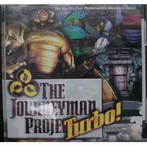 The Journeyman Project Turbo! - Pc Game - Frete Gratis