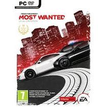 Jogo Novo Need For Speed Most Wanted Edição Limitada Para Pc