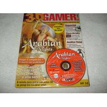 Revista Cd Expert Game Arabian Nights Completo