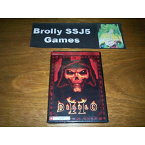 Diablo 2 Lacrado Original Computador Pc Game Jogo