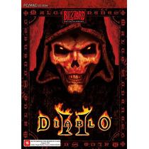 Jogo Pc Original Diablo 2 Ii Lacrado Frete Grátis!!!