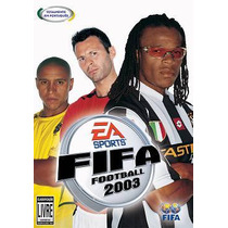 Game Pc Fifa Football 2003 Cd-rom