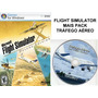 Flight Simulator X Deluxe + Pack Tráfego Aéreo