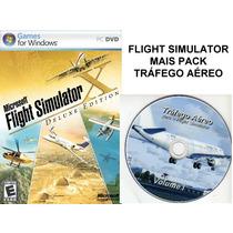 Flight Simulator X Deluxe + Pack Tráfego Aéreo