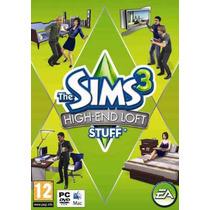 Jogo Pc Original The Sims 3 Vida Alto Estilo Frete Grátis Rj