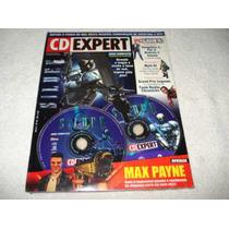 Revista Cd Expert Game Silver Completo Pc