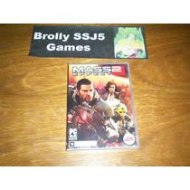 Mass Effect 2 Lacrado Original Computador Pc Game Jogo