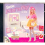Cd Rom Barbie Print In Play