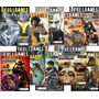 Pacote Com 10 Revistas Fullgames Com Jogos Originais Para Pc
