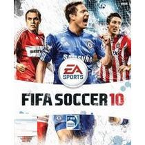 Game Pc Dvd - Jogo Fifa Soccer 10 - G0076