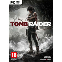 Tomb Raider 2013, Pc Dvd, Original, Lacrado, Português-br