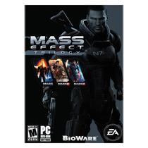 Jogo Novo Lacrado Da Ea Games Mass Effect Trilogy Para Pc
