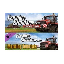 Farming Simulator 2013 Titanium Edition + Modding Original