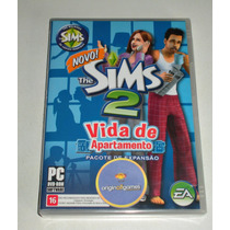 The Sims 2 Vida De Apartamento | Expansão | Pc | Original