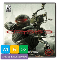 Crysis 3 Windows Pc Mídia Física Sedex A Partir R$ 6,00