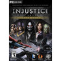 Game Injustice: God Among Us Ultimate Edition