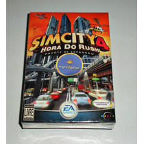 Simcity 4 Hora Do Rush | Expansão | Jogo Pc | Original