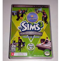 The Sims 3 Vida Em Alto Estilo   Jogo Pc   Produto Original