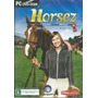 Game ¿ Pc Dvd Jogo Horsez Secrets Of The Ranch - Original