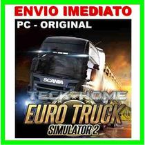 Eurotruck Simulator 2 - Pc + Português + Frete Grátis