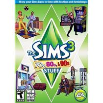 The Sims 3 Anos 70, 80 E 90 P/ Pc