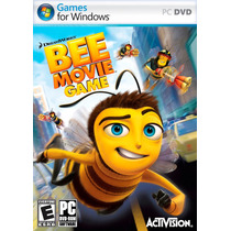 Game Pc Dvd - Jogo - Bee Movie Game - Original Lacrado